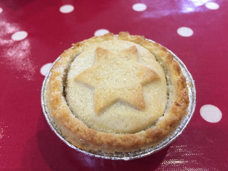 Tesco Mince Pies Review