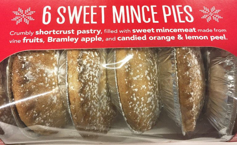 Greggs Sweet Mince Pie Review